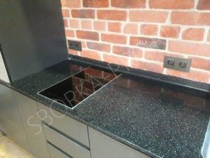 Столешница для маленькой кухни из камня Tristone TS 117