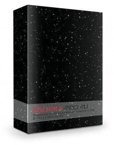 Искусственный камень LG hi-macs G010 Black Pearl