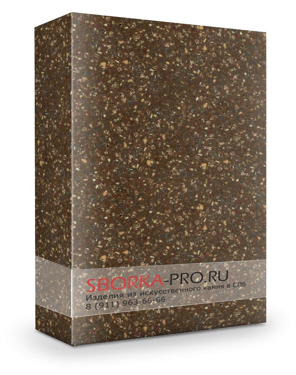Искусственный камень LG hi-macs G074 MOCHA GRANITE