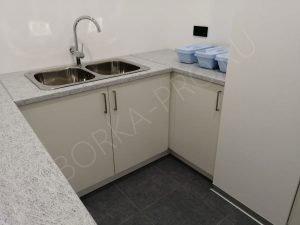 кухня для работников стоматологической клиники