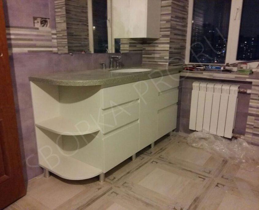 мебель в ванну без ручек