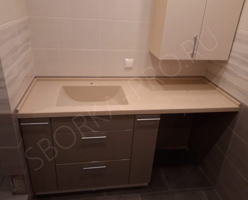 Мебель в ванну