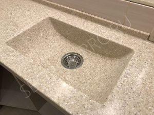 раковина столешница для ванной