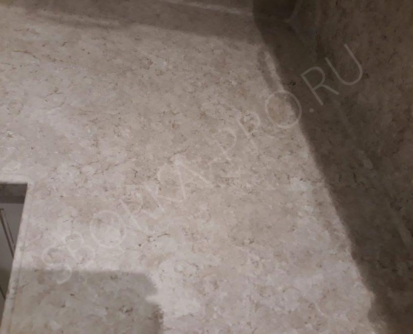 Цвет столешницы из искусственного камня