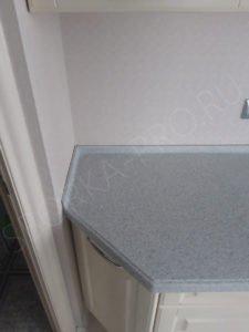 столешница для кухни из искусственного камня спб