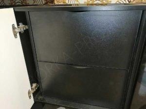 скрытые ящики в кухне