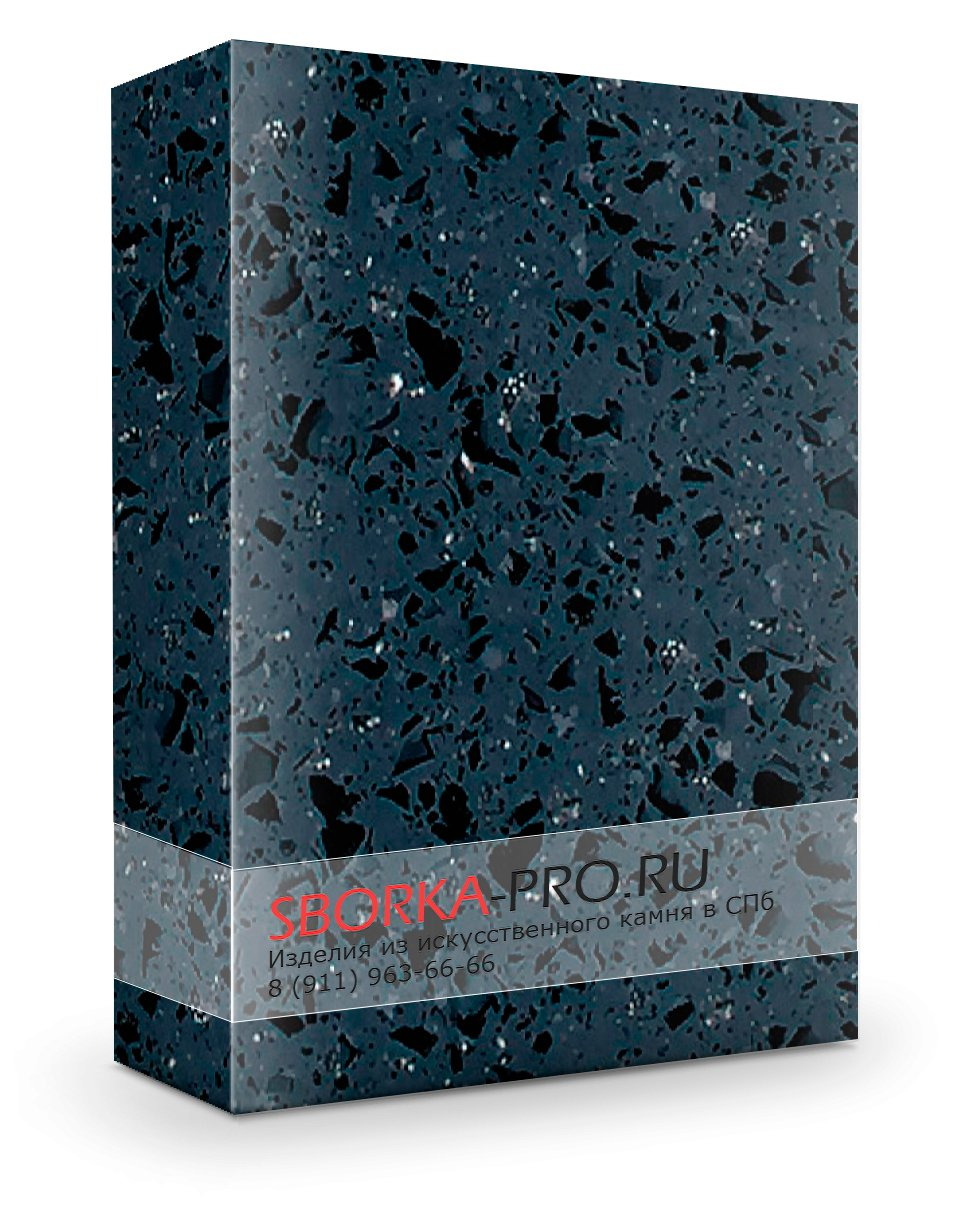 Акриловый камень KA 015 meteorite