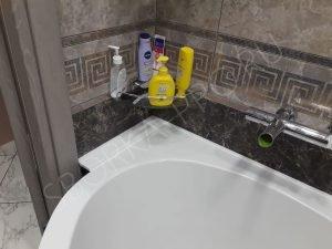 Плинтус для ванны акриловый