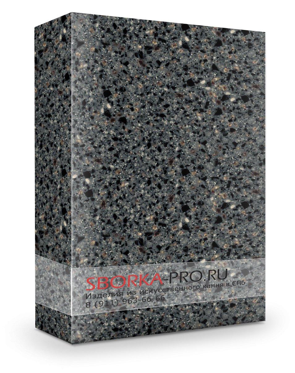 Искусственный камень LG hi-macs G103 Gray Onix