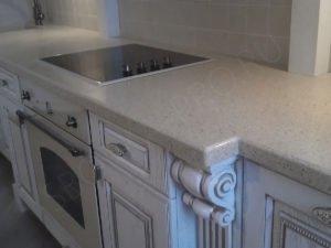 столешница для кухни с порталом